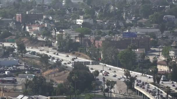 Misteriojac z dálnice Hollywood v Los Angeles