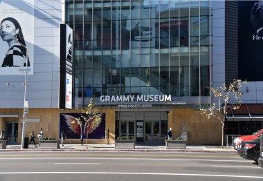 Grammy Museum in Los Angeles