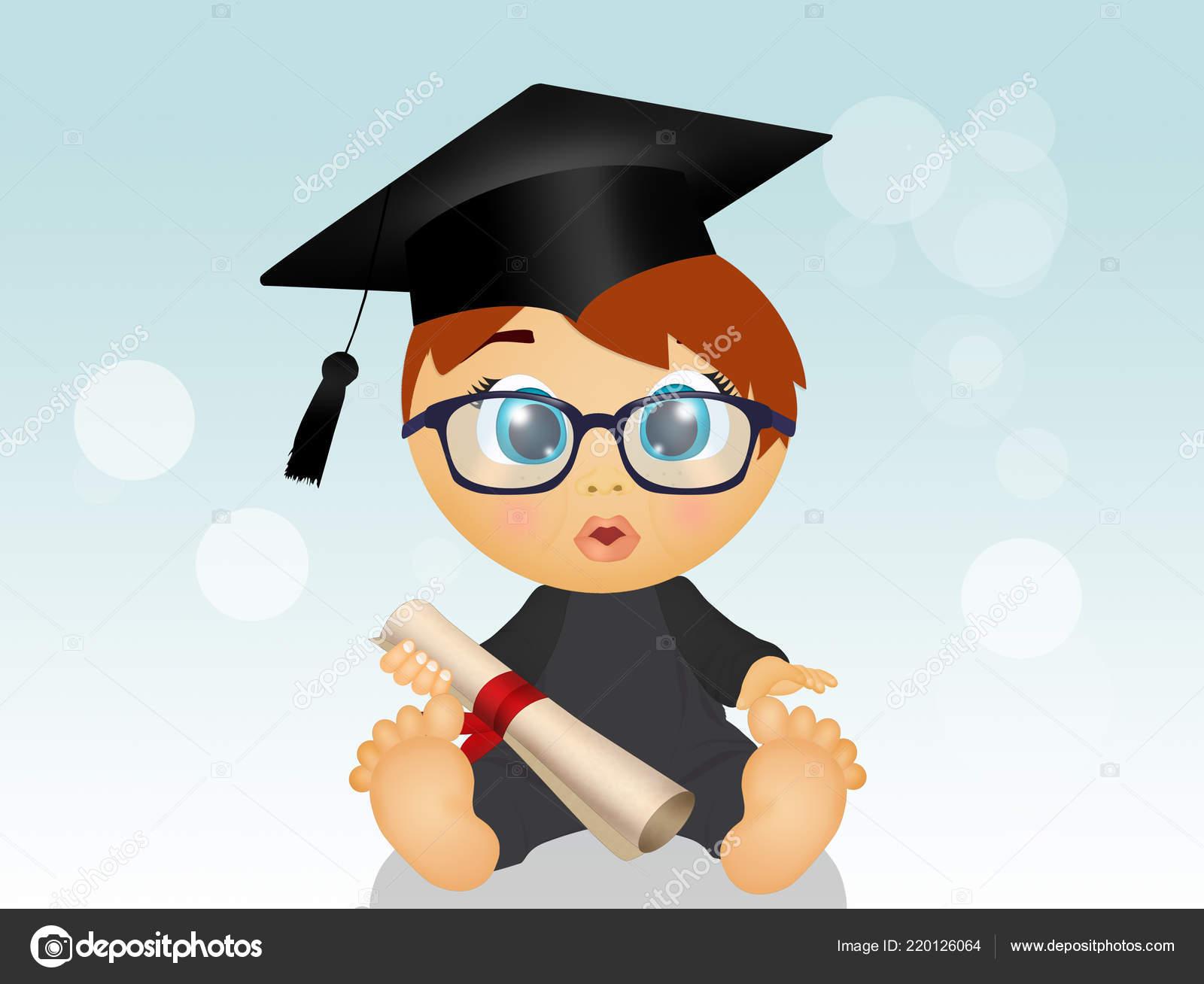 Illustration Baby Diploma Stock Photo C Adrenalina 220126064 - Baby-collection-by-adrenalina