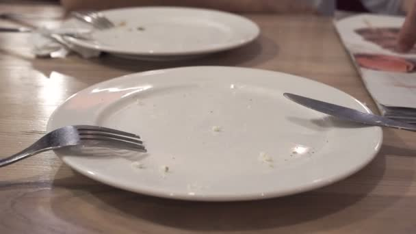 Image result for napkin in dirty plate