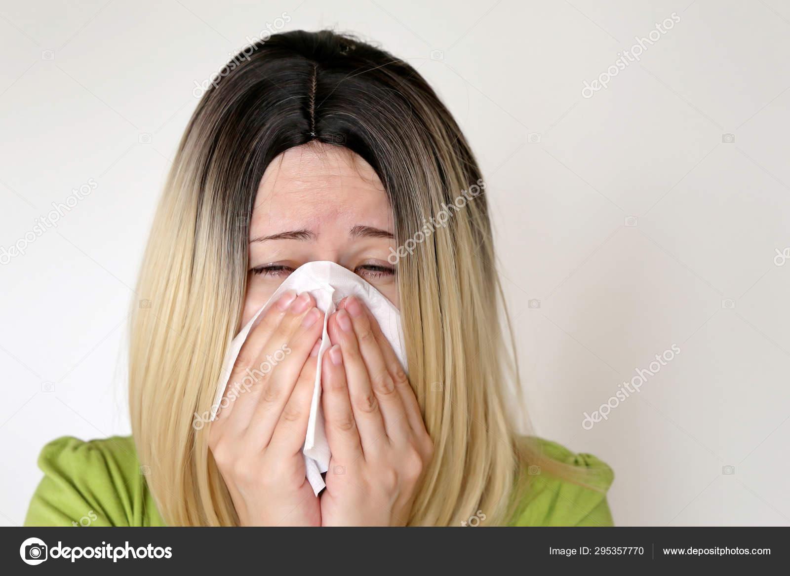 gripe y erección
