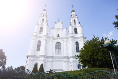 St. Sophia Cathedral in the city of Polotsk