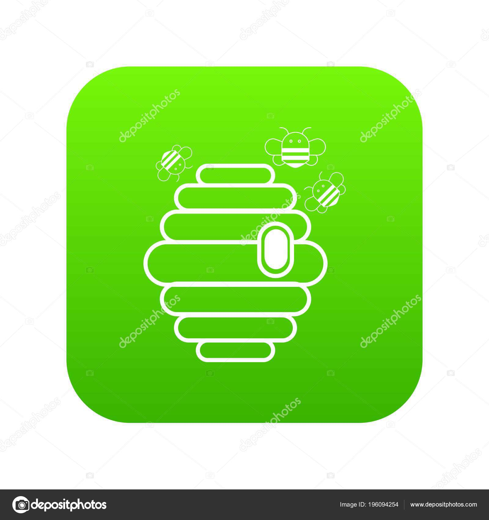 Swarm icon green vector stock vector ylivdesign 196094254 swarm icon green vector stock vector publicscrutiny Images