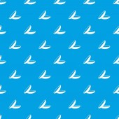 Fotografia Contact lenses pattern seamless blue