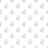 Magnet kreslí na samotné ikony různých lidí