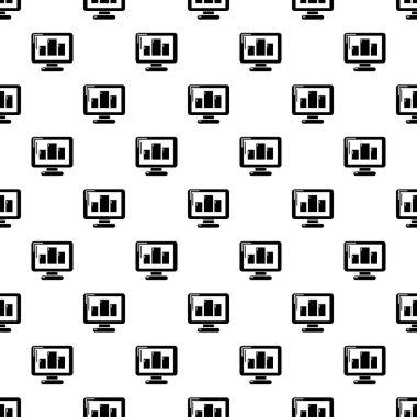 Monitor pattern vector seamless