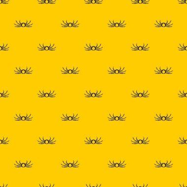 Japanese spider crab pattern vector
