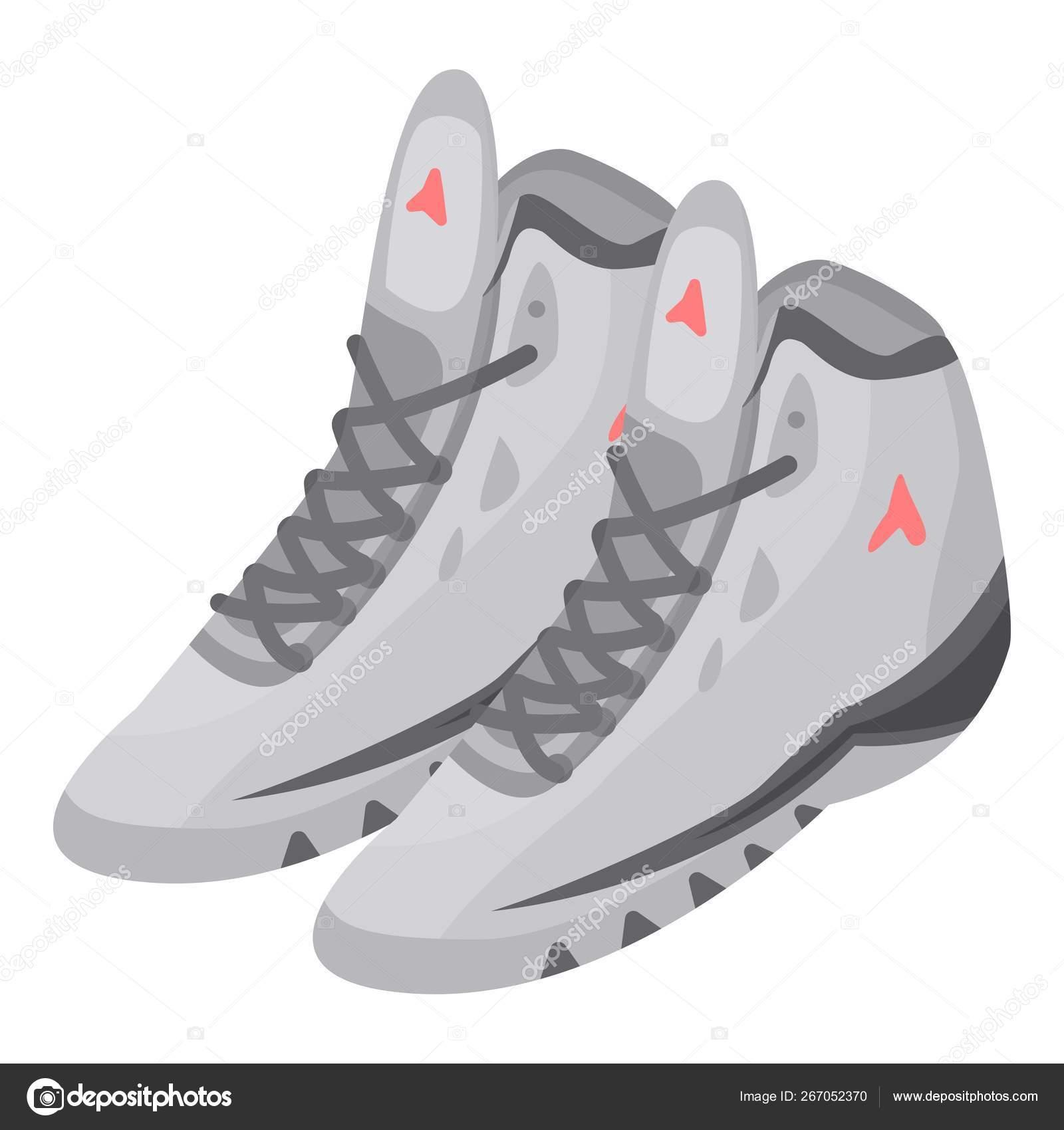 c4748249 Basketball shoes icon, isometric style — Stock Vector © ylivdesign ...
