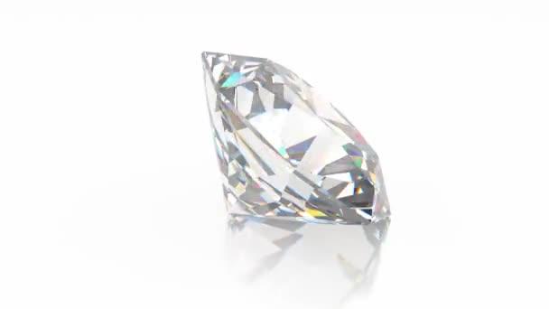 Diamond 360 fokban forgatható, ciklikus animáció