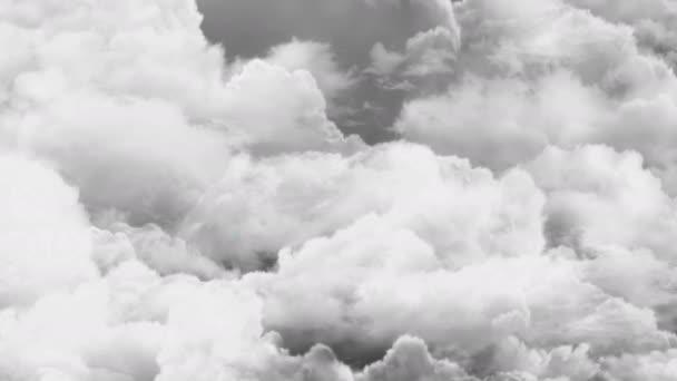 kamera létající mraky, 3D animace