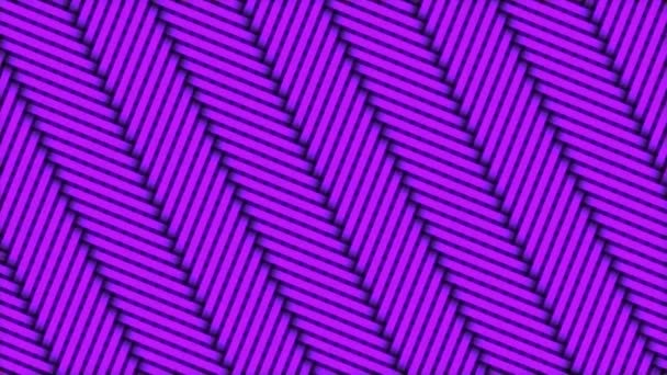 the motion backgrounds formed by purple color of rectangle pattern .