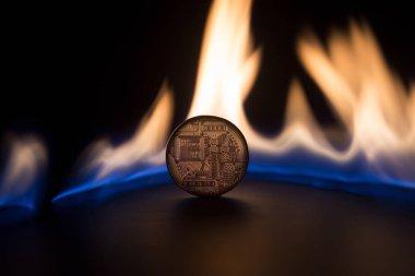 İlk madeni para sunan elektronik para birimlerinde yatırım riskleri bir kavramdır.