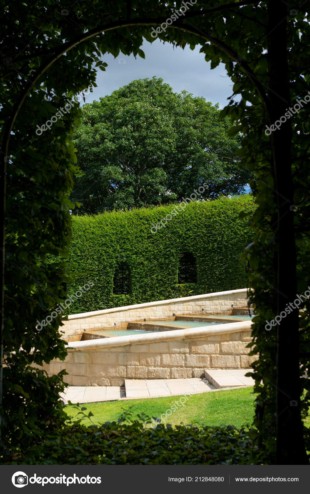 Alnwick Northumberland Juillet 2018 Jardin Alnwick Jardins ...