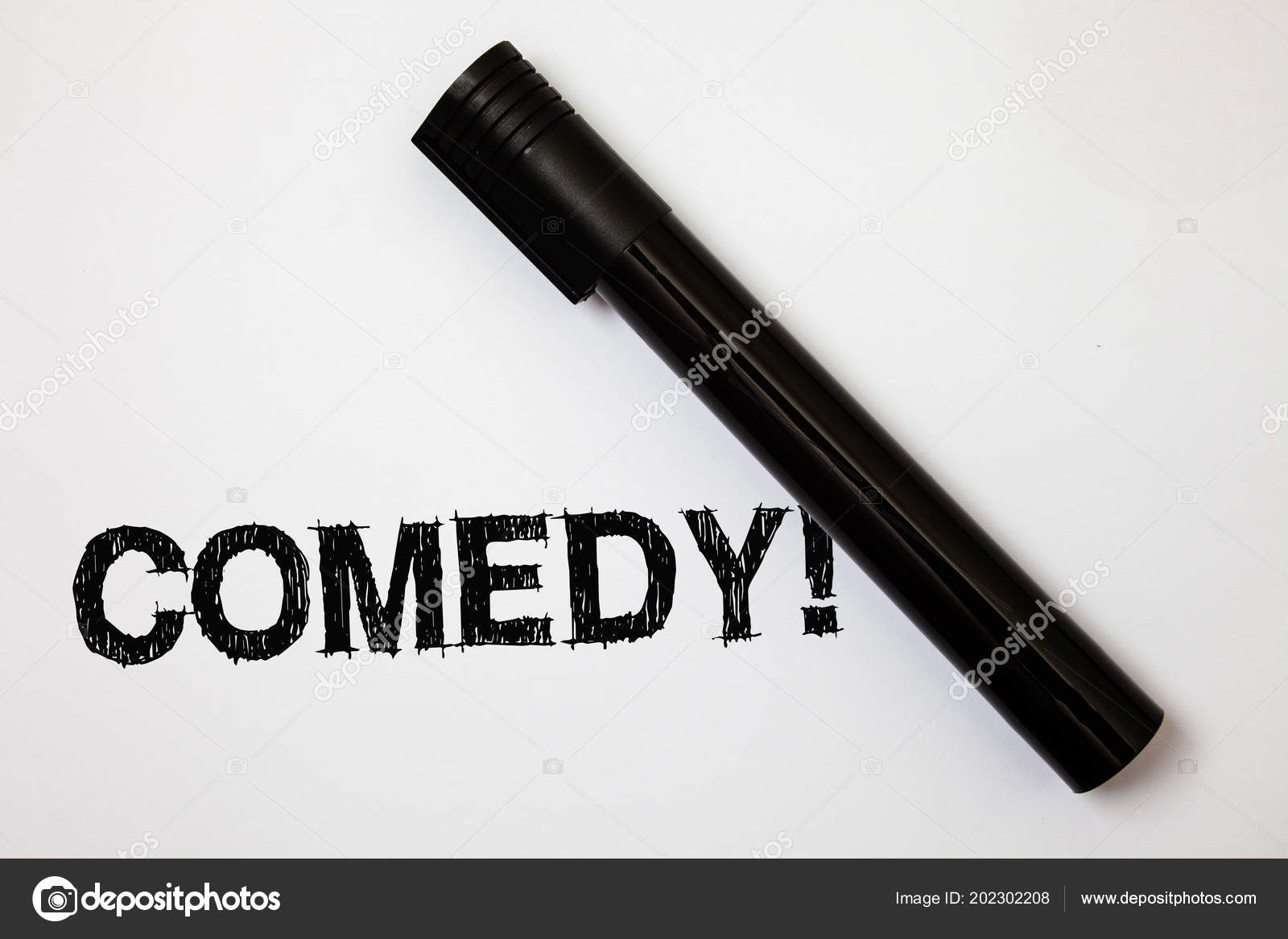 Word Writing Text Comedy Call Business Concept Fun Humor Satire
