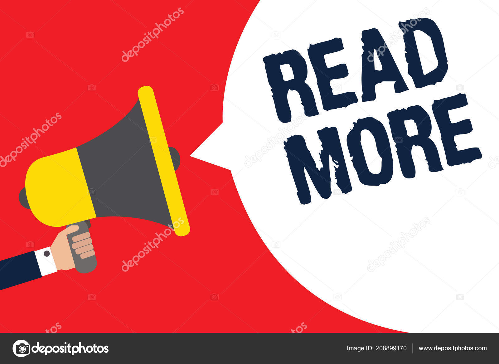 Text Sign Showing Read More Conceptual Photo Provide More Time Stock Photo C Artursz 208899170