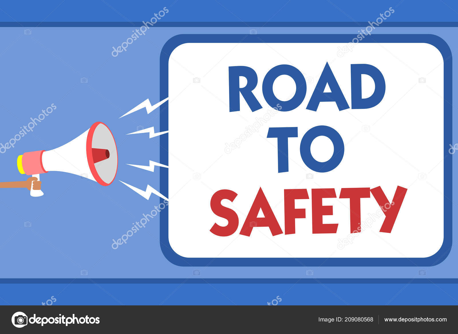 a speech on road safety