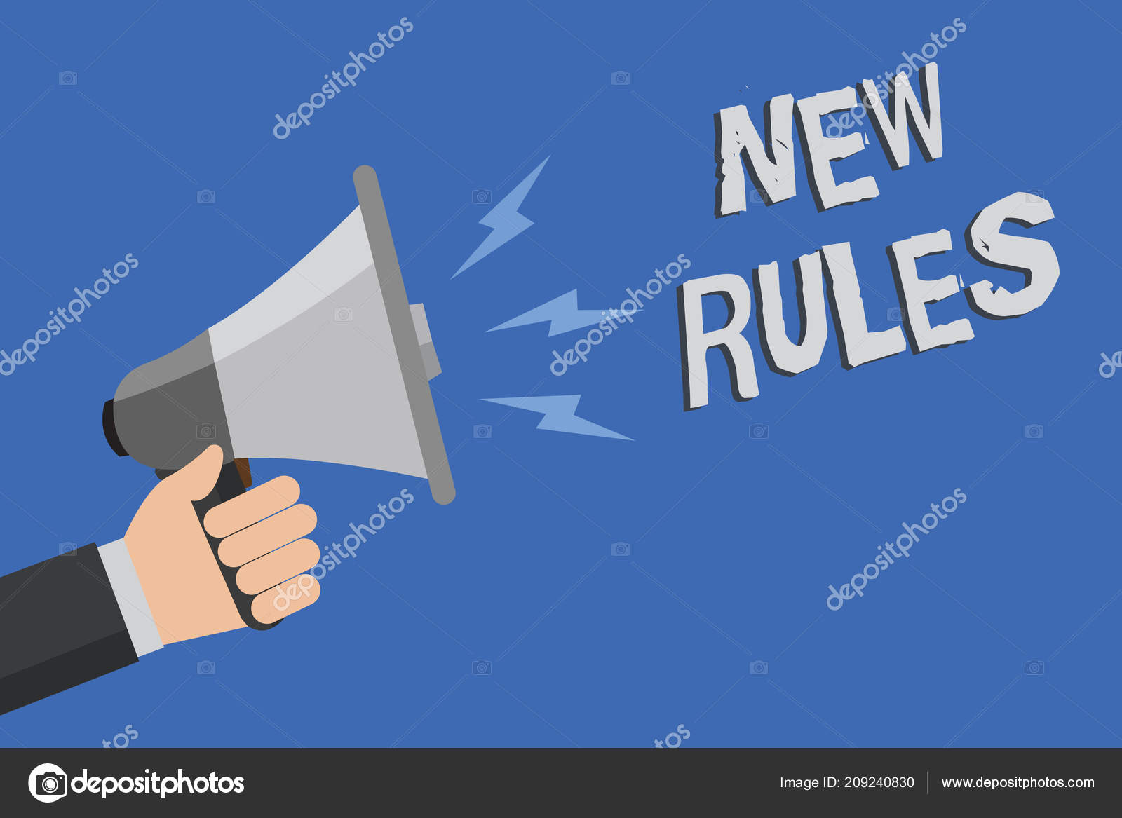 τους νέους κανόνες για την κατάσταση των αντρών