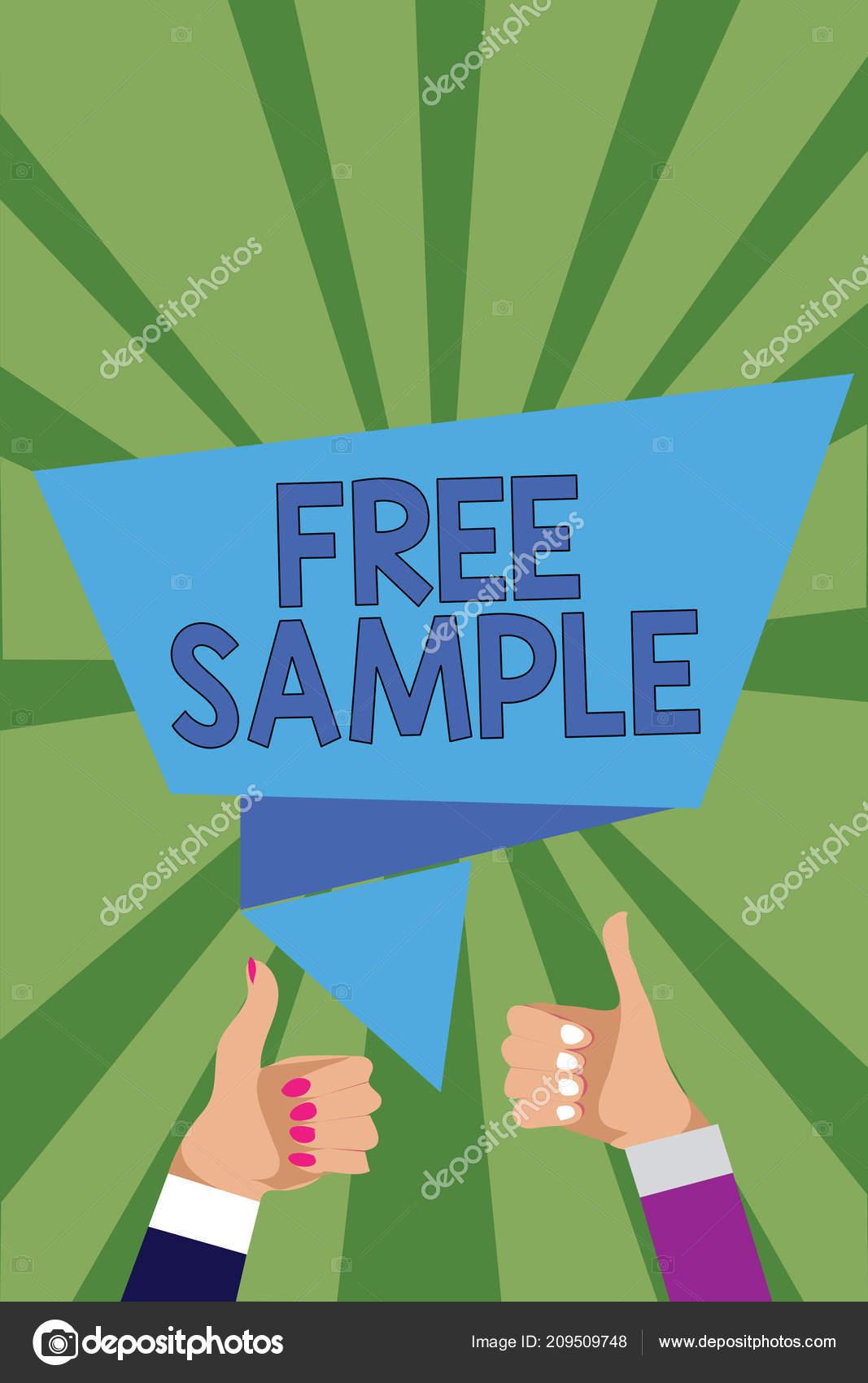 free business speech samples