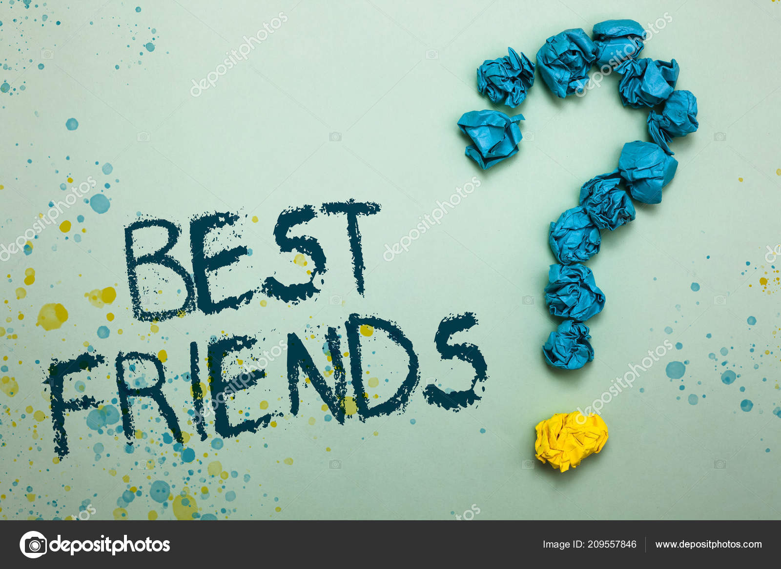 Με ένα φίλο που σημαίνει