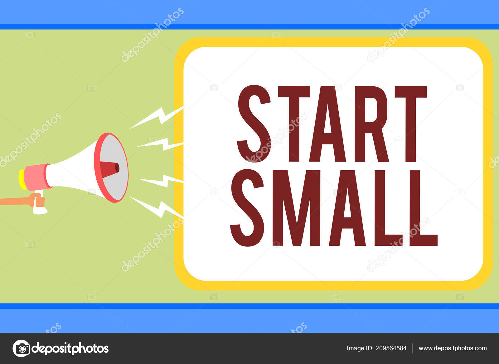 05fb1569d65 Handwriting Text Writing Start Small Concept Meaning Small Medium  Enterprises — Stock Photo
