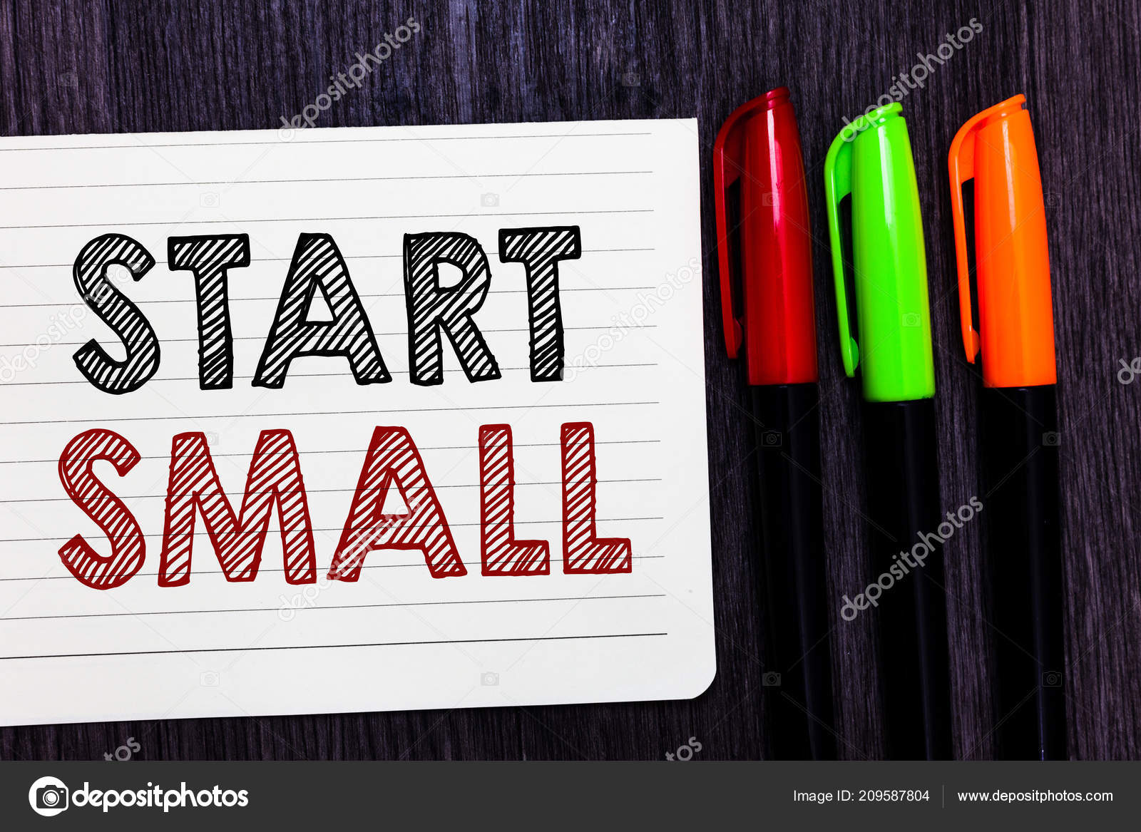 440e16affc7 Word Writing Text Start Small Business Concept Small Medium Enterprises —  Stock Photo