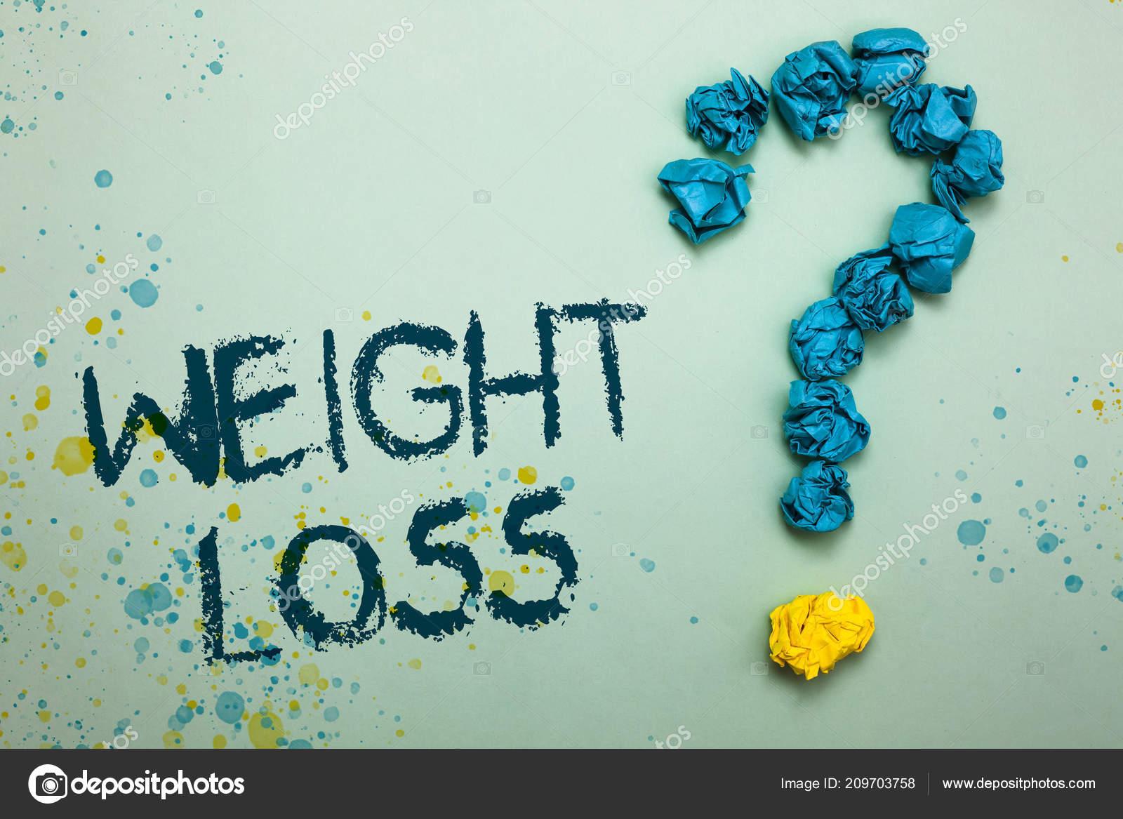 Perdida de peso y musculo