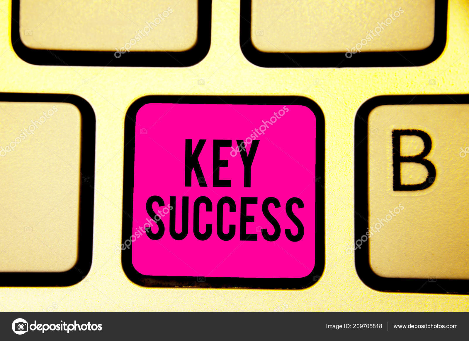 key to success meaning