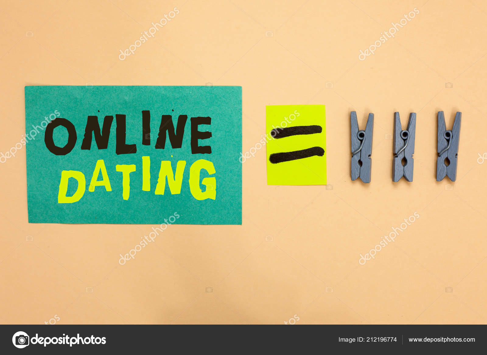how to send a online dating message
