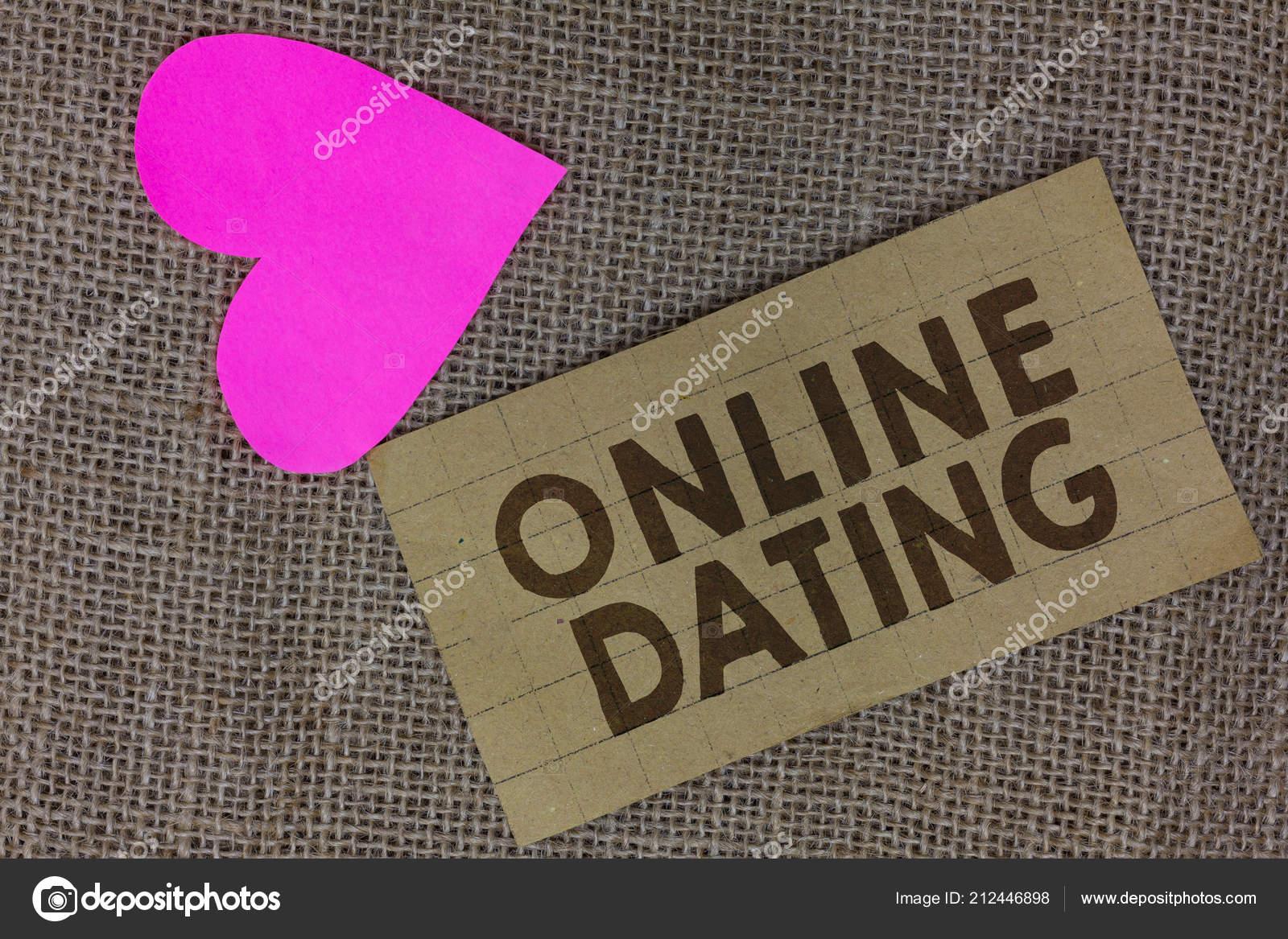 Online-Dating und Beziehungen