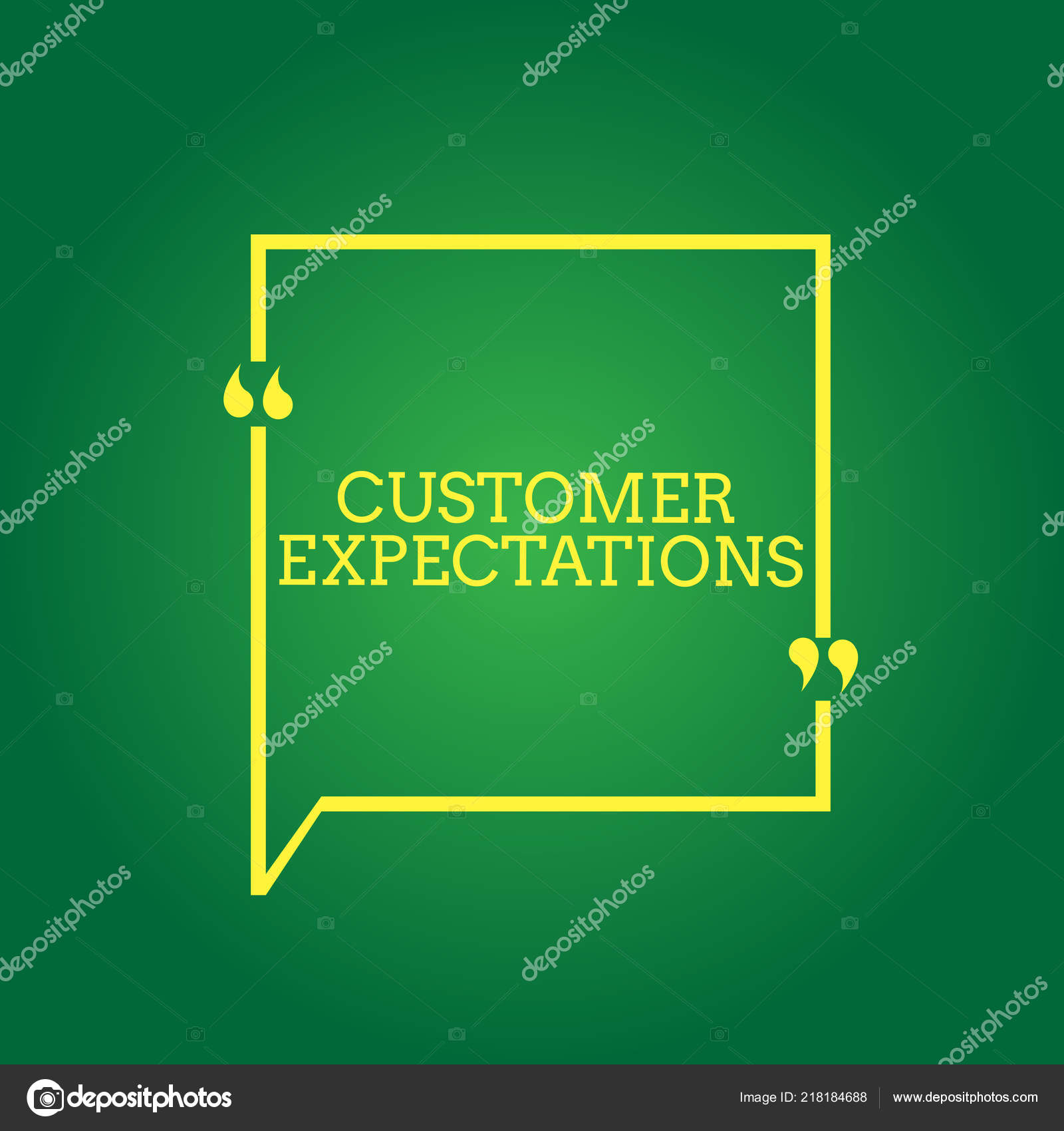 customer needs and expectations 12 examples of customer expectations posted by john spacey, january 26, 2017 customer expectations are the base assumptions that customers make about your brand, services and products when expectations aren't met for one reason or another customers may be either positively or negatively surprised  customer needs a list of common types of.