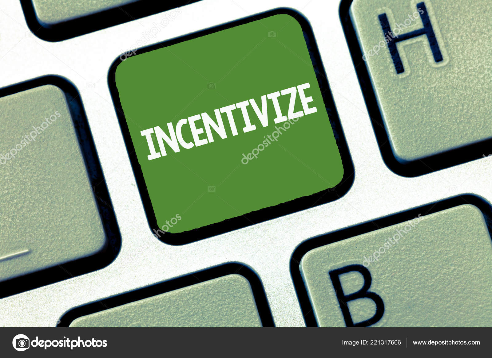 Text Sign Showing Incentivize Conceptual Photo Motivate Or