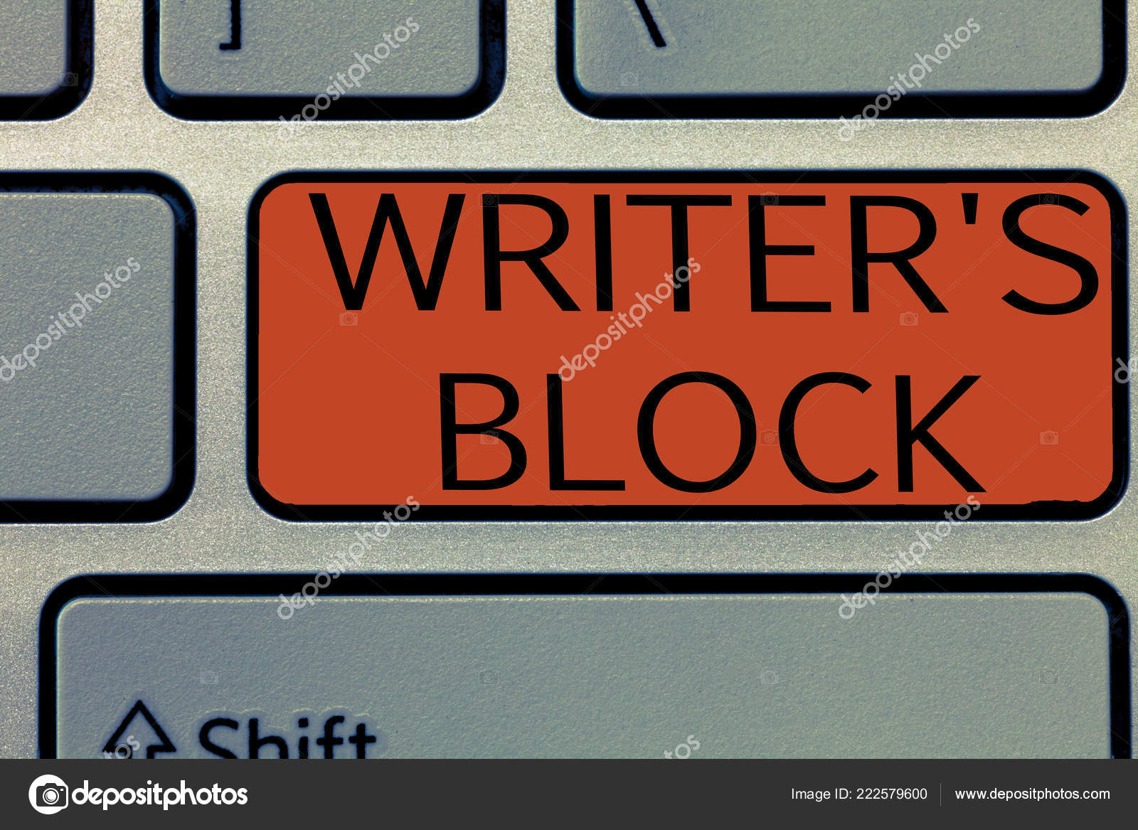 what is block writing