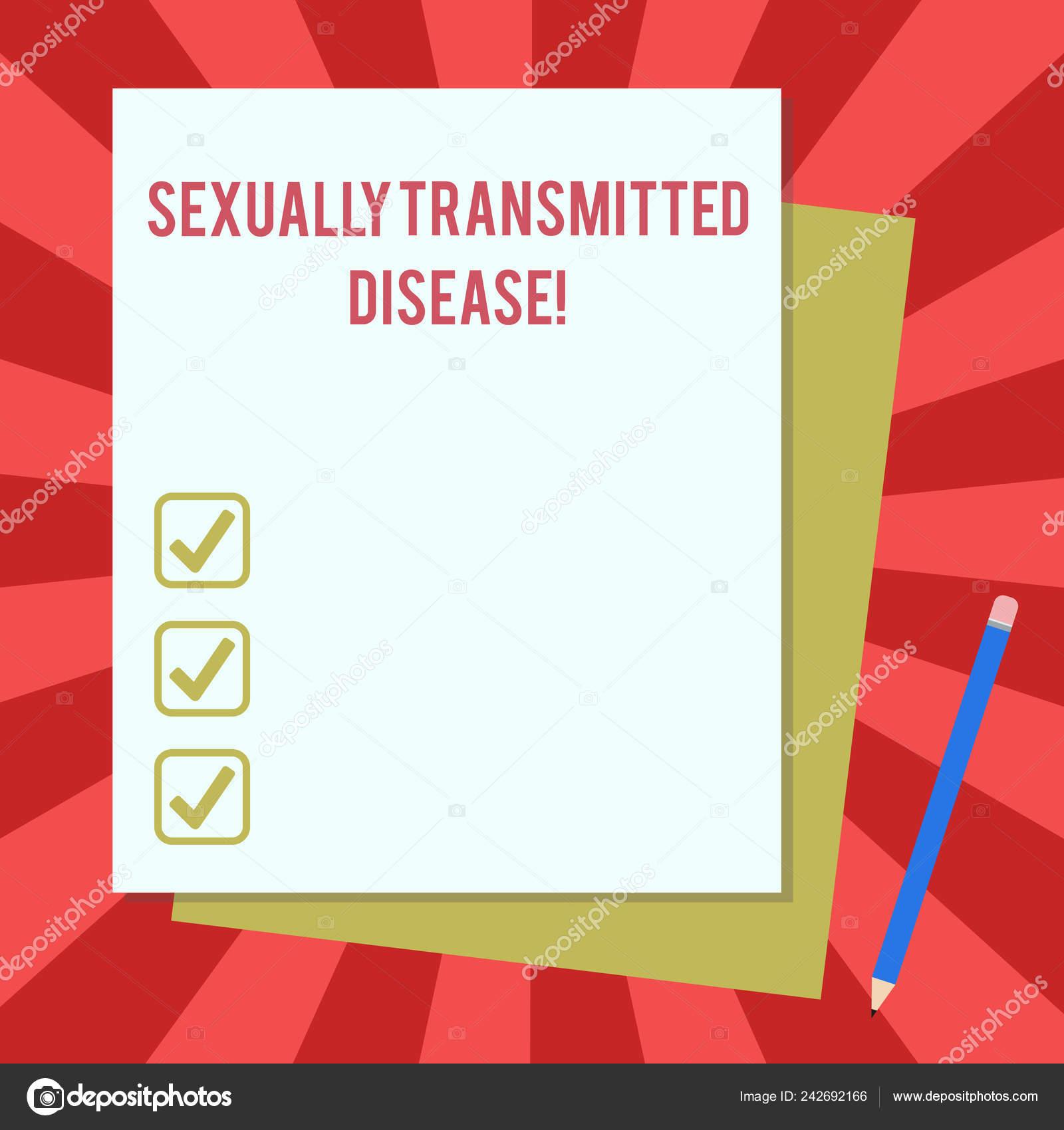enfermedades de trasmision sexual concepto