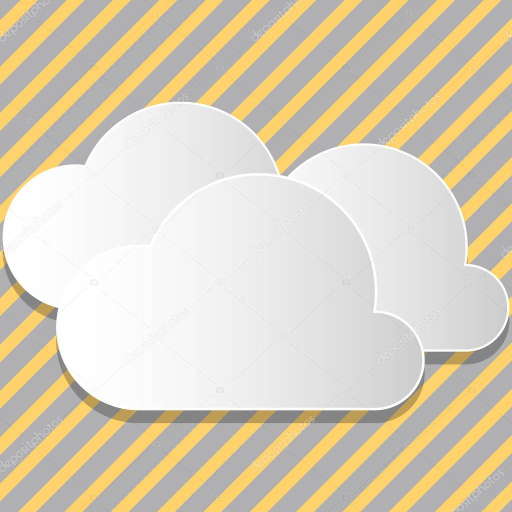 Cloud Cut Out Template from st4.depositphotos.com