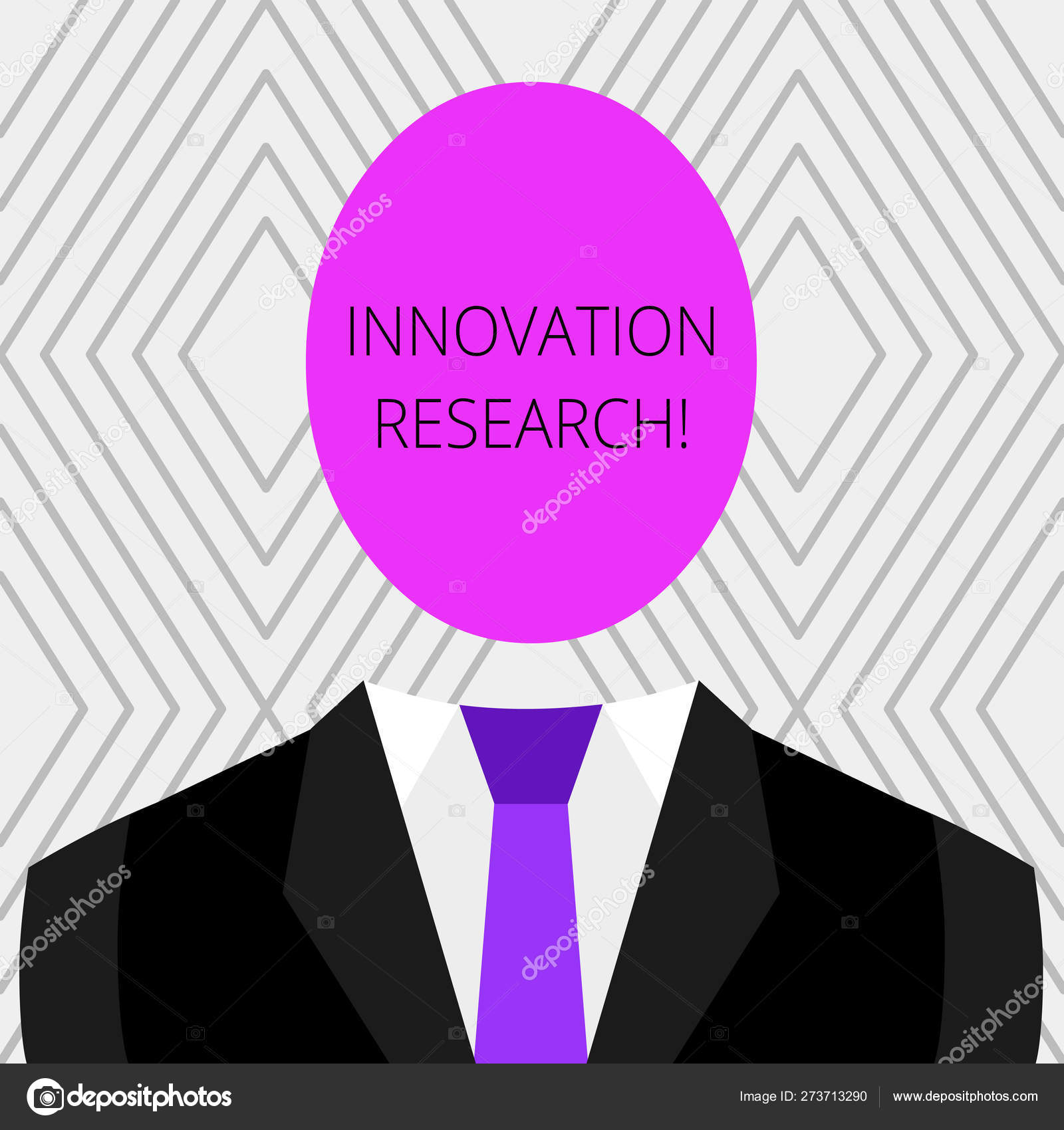 Handwriting text Innovation Research  Concept meaning