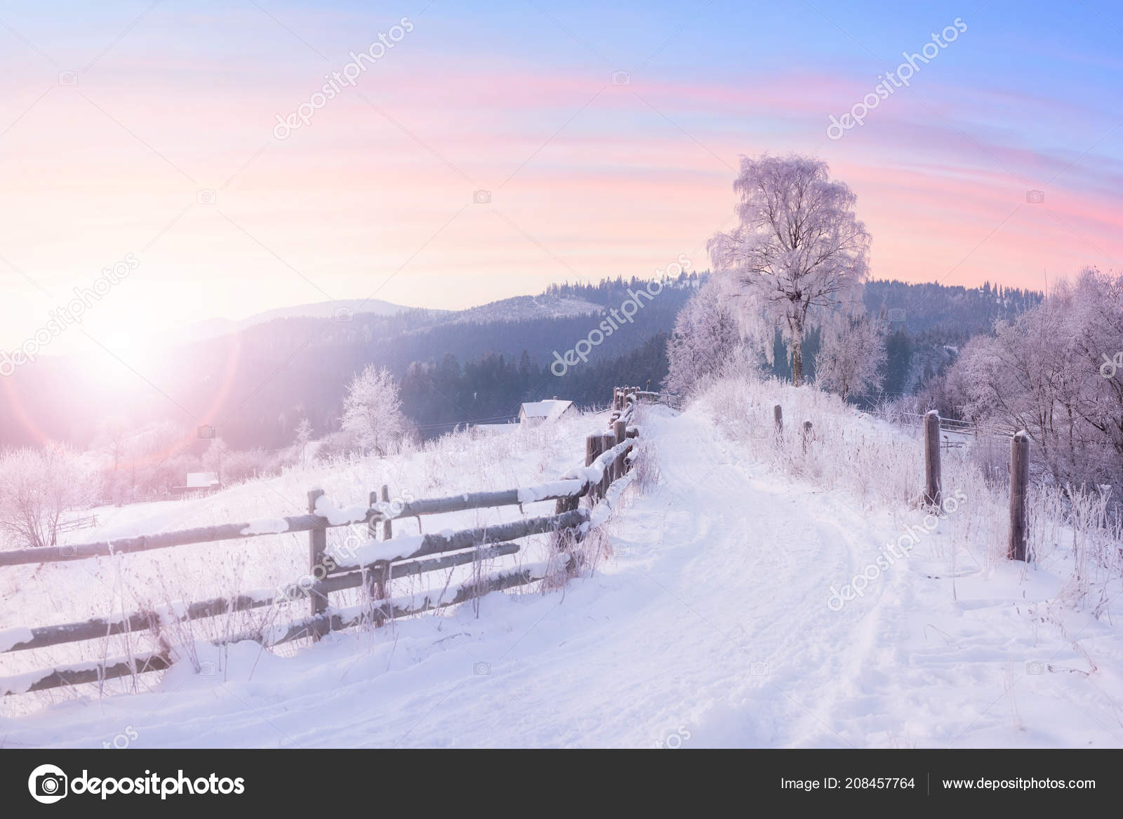 Wallpapers Beautiful Scenic Beautiful Winter Nature Landscape