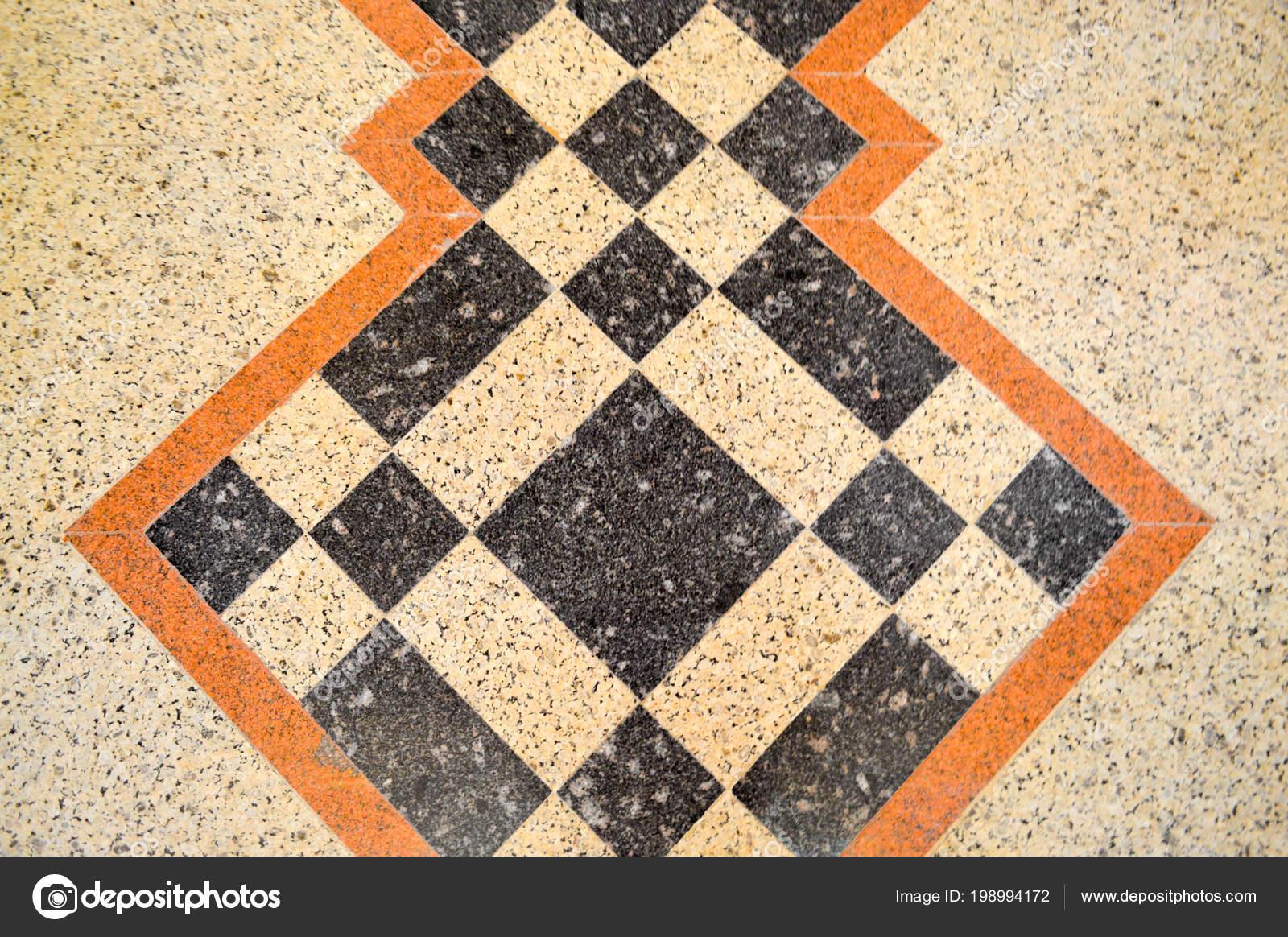 Texture del pavimento pietra marmo marmo piastrelle con linee