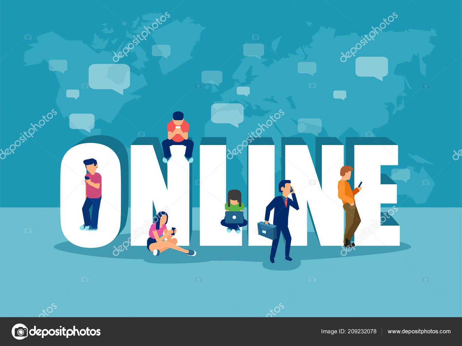 online people