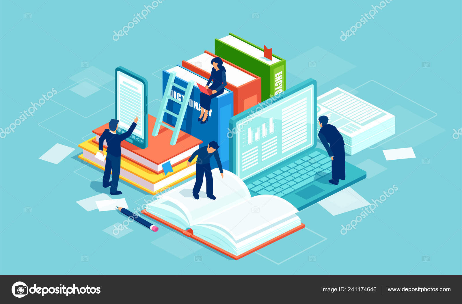 Dictionary Modern Library Web Archive Literature Digital ...