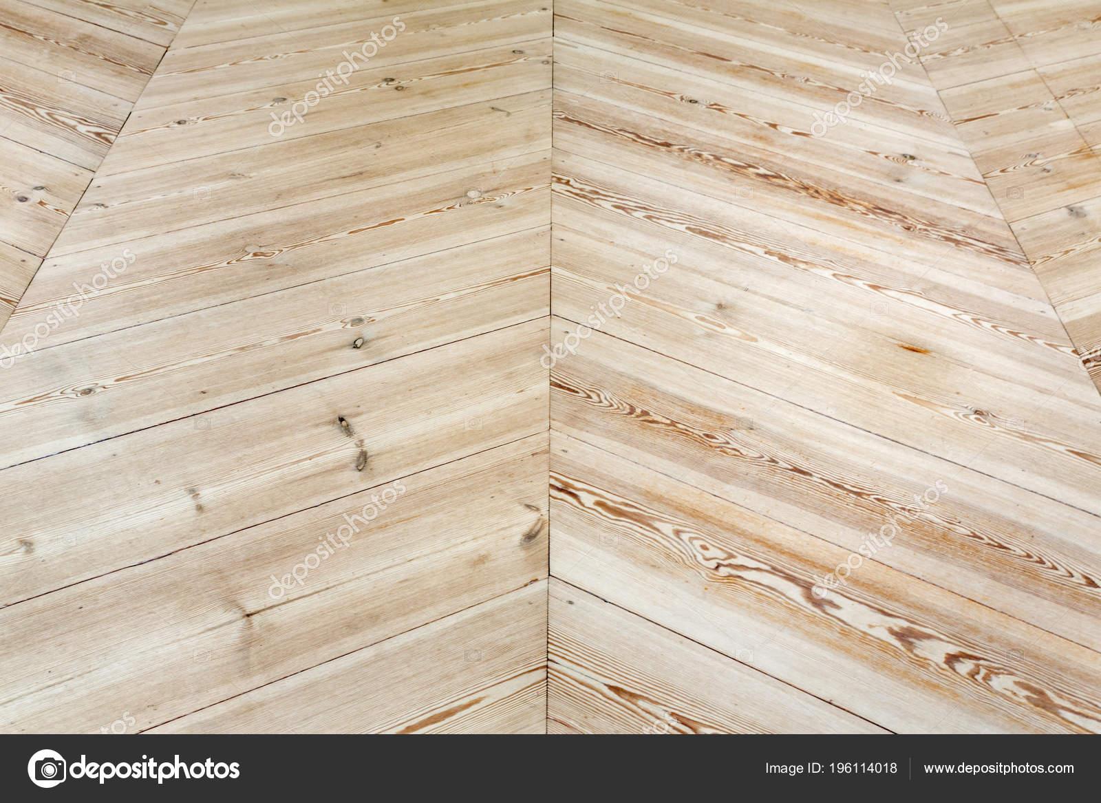 Gebruikte Houten Vloer : Houten vloer kan worden gebruikt als achtergrond u stockfoto