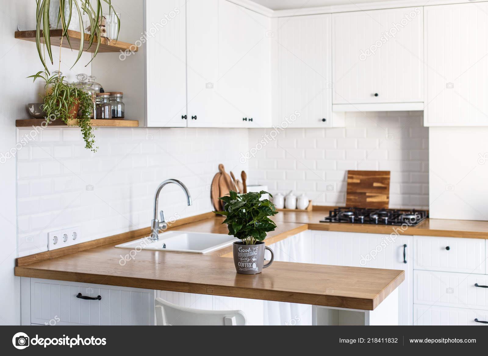 Hervorragend Sehen Sie Sich Auf Weiße Küche Skandinavischen Stil Küche Details DK79