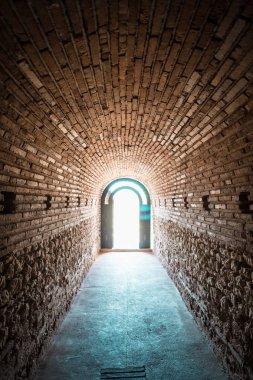 """Картина, постер, плакат, фотообои """"Вход в древний фракийский гробницы Героон в Поморие, Болгария, пейзаж"""", артикул 207372924"""
