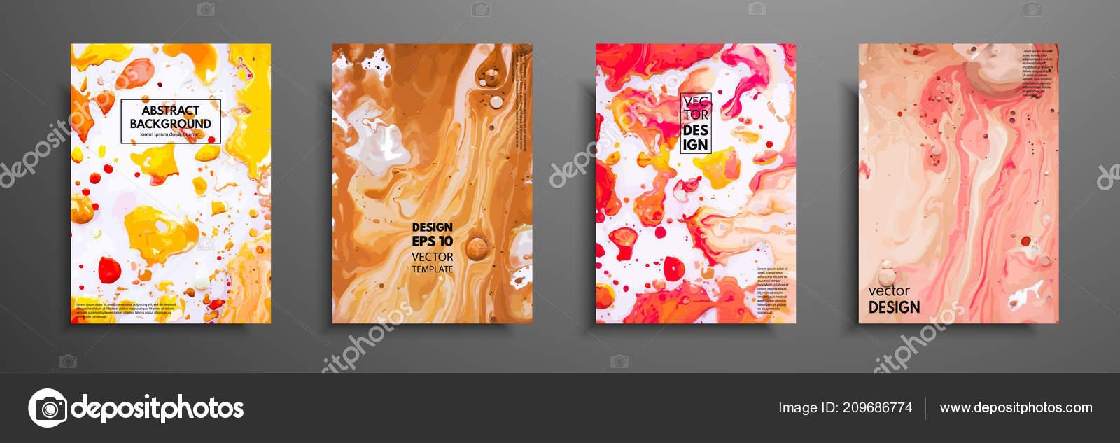 Texture Marbre Liquide Art Fluide Il Y A Lieu Labri De La Conception Prsentation Invitation Dpliant Rapport Annuel Affiche Et Carte Visite