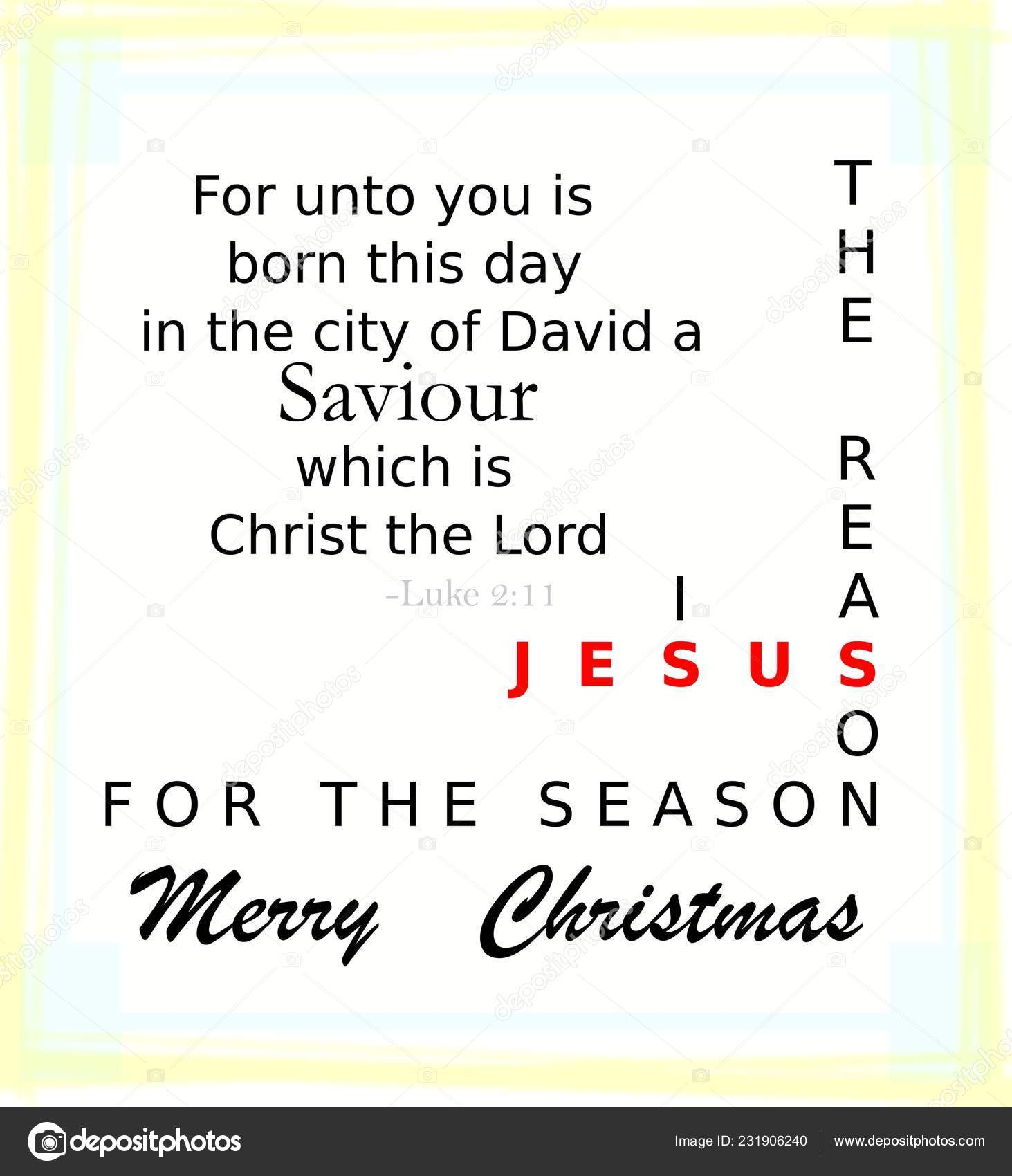 Christmas Quotes Bible.Images Jesus Is The Reason For The Season Image Jesus
