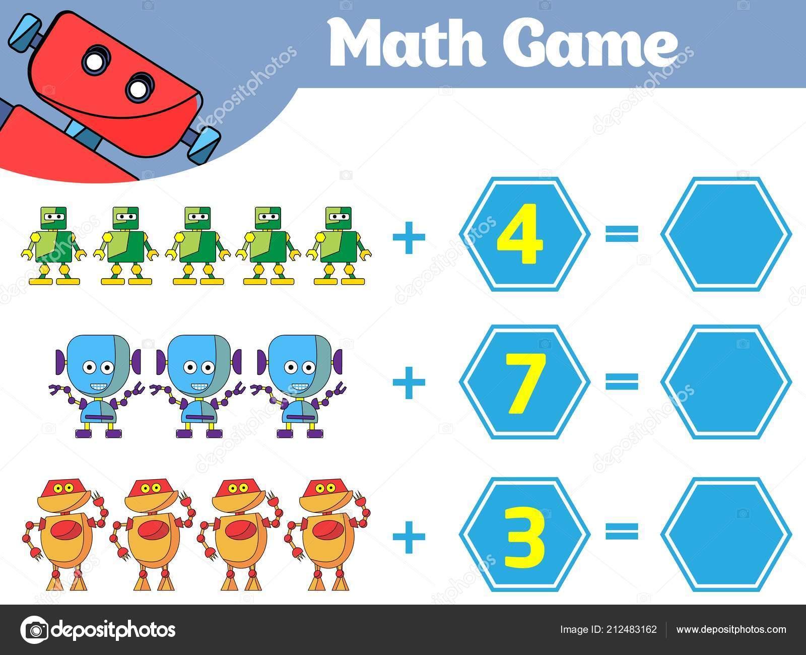 wiskunde voor kinderen