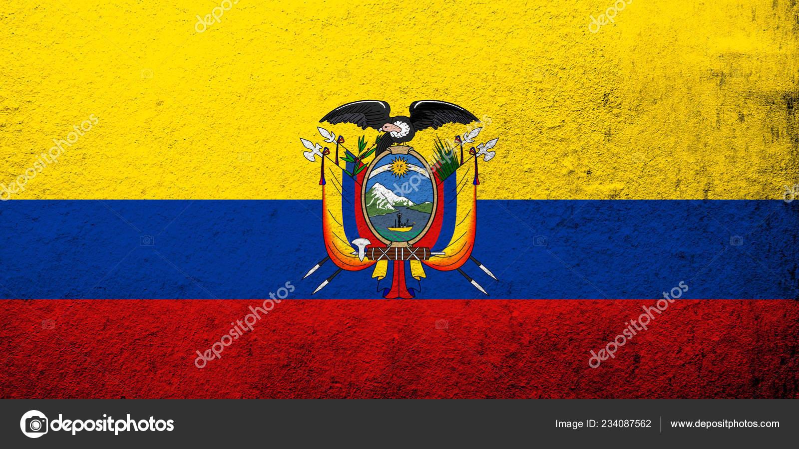 Ecuador Flag Wallpaper Republic Ecuador National Flag