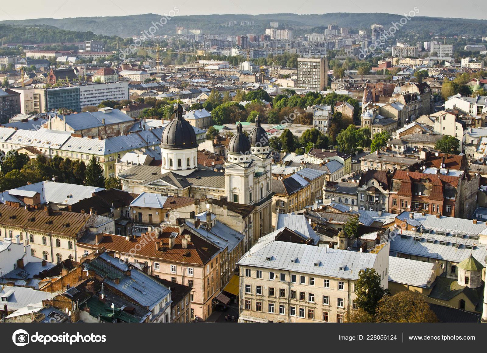 Lvov Ukrajina