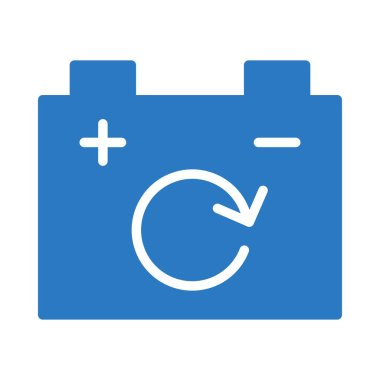 energy simple  vector icon
