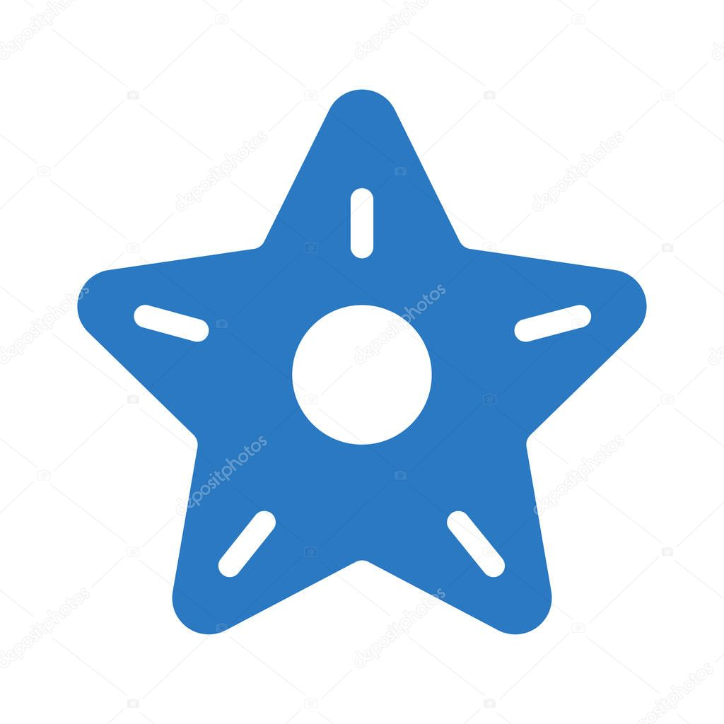 Abstract icon vector illustration
