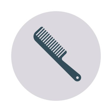 barbershop color flat icon